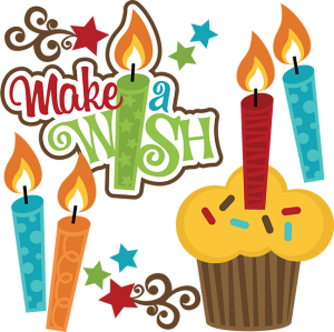 Make A Wish SVG