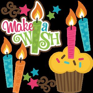 Make A Wish SVG