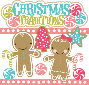 Christmas Traditions SVG