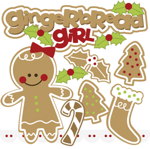 Gingerbread Girl - gingerbreadgirl1212 - Christmas