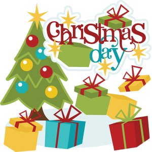 Christmas Day SVG christmas day clipart christmas day scrapbook svg cute christmas clip art