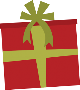 Christmas Present SVG File