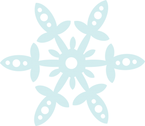Snowflake SVG File