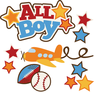 All Boy SVG boy svg file airplane svg baseball svg football svg cute clipart