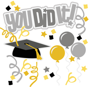 You Did It! SVG graduation svg file graduation clipart cute clip art graduation scrapbook svg