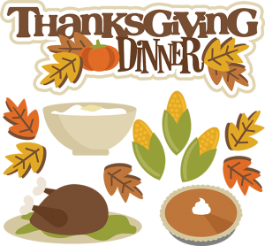 Thanksgiving Dinner SVG turkey svg thanksgiving svgs svg files for scrapbooking free svg files