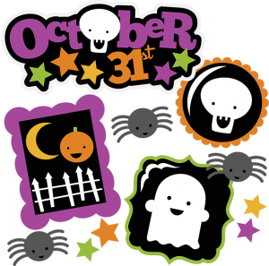 October 31st SVG halloween svg file ghost svg pumpkin svg skeleton svg svg files for scrapbooking free svgs