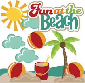 Fun At The Beach SVG Collection beach svg files cutting files for scrapbooking svg files for scrapbookin