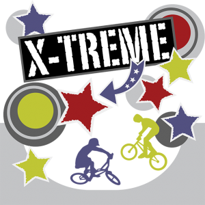 X-Treme SVG bmx vike svg file for scrapbooking teen scrapbooking boy svg files for scrapbooking