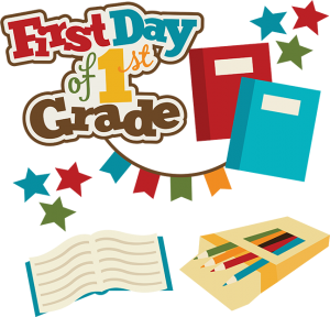 First Day Of 1st Grade SVG school svg files for scrapbooking free svg files