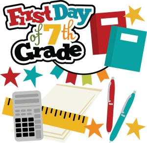First Day Of 7th Grade SVG school svg files for scrapbooking free svg files