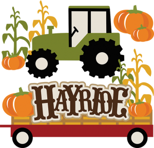 Hayride SVG autumn svg files for scrapbooking hayride svg files for scrapbooking cornstalk svg tractor svg