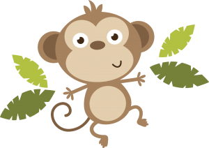 Monkey svg free svg files free cuts files for scrapbooking