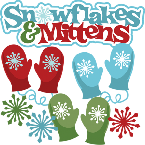 Snowflakes & Mittens SVG Scrapbook Collection free svg files snowflake svg files mittens svg files for scrapbooking