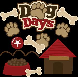 Dog Days SVG scrapbook collection dog svg files for scrapbooks pet cut files for scrapbooking