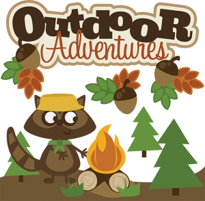 Outdoor Adventures SVG scrapbook collection svg files for scrapbooking camping svg files