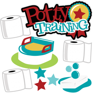 Potty Training SVG Scrapbook Collection potty training scrapbook cut files potty training scrapbooking