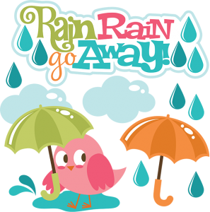 Rain Rain Go Away SVG Scrapbook Collection svg files for scrapbooking cardmaking