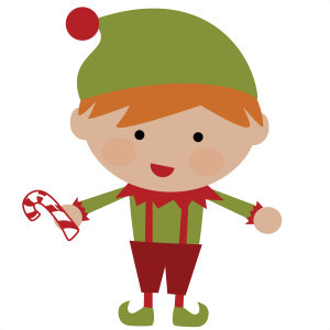 Elf SVG file for scrapbooking cute christmas elf svg cut christmas elf svg cut cute cutting files