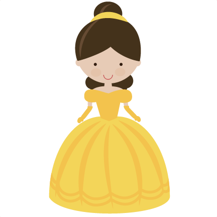 Fairytale Princess SVG file scrapbook princess svg files ...