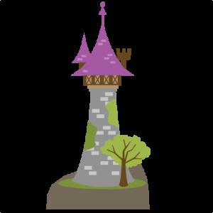 Princess Castle SVG file for scrapbooking princess castle svg cut princess cut files for scrapbooks