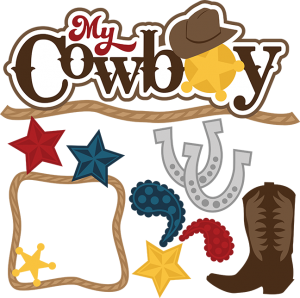 My Cowboy SVG scrapbook files cowboy svg files cowboy svg cuts cowboy cut files for scrapbooking