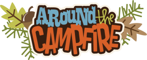 Around The Campfire SVG scrapbook file camping svg files camping svg cuts svg files for scrapbooking