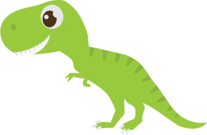 T-Rex SVG file dinosaur svg file dinosaur svg cut dinosaur cut file for scrapbooking