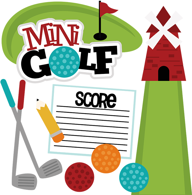 Mini Golf Svg Scrapbook File Mini Golf Svg File Mini Golf Svg Cuts Cute Cut Files For Scrapbooking