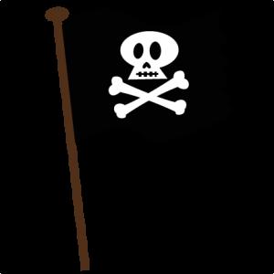 Pirate SVG scrapbook file pirate svg cut file pirate svg files for scrapbooking pirate cut file