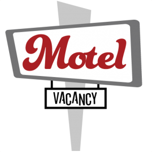 Motel Vacancy Sign SVG file for scrapbooking vacation svg files roadtrip svg files free svgs