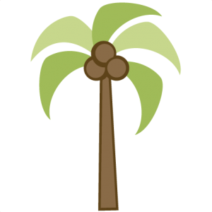 Palm Tree SVG file for scrapbooking cardmaking cute svg cuts palm tree svg file beach svg files