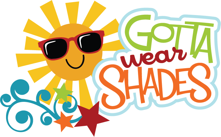 Gotta Wear Shades SVG scrapbook title cute svg titles free svgs svg ...