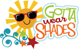 Gotta Wear Shades SVG scrapbook title cute svg titles free svgs svg files for scrapbooking cardmaking