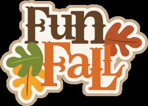 Fun Fall SVG scrapbook title fall svg files autumn svg files fall svg cuts fall cut files for scrapbooking