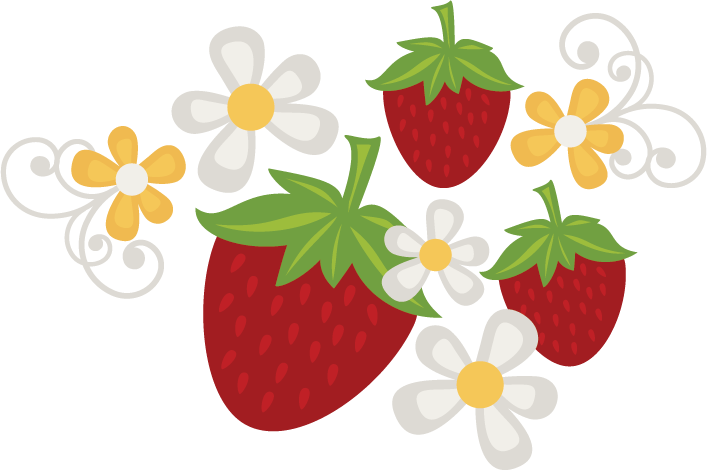 how to cut a strawberry into a flower