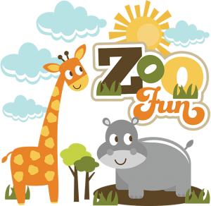 Zoo Fun SVG scrapbook zoo svg files zoo cut files for scrapbooking cute svg cuts free svgs