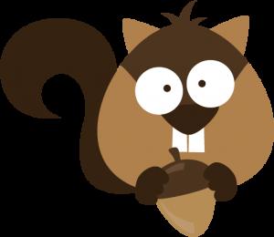 Squirrel SVG file for scrapbooking cardmaking squirrel svg cut squirrel cut file free svgs