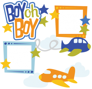 Boy Oh Boy SVG file for scrapbooking cardmaking boy svg file boy svg cuts free svgs