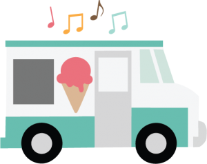 Ice Cream Truck SVG file for scrapbooking cardmaking cute svg cuts ice cream svg files free svgs