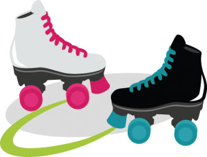 Roller Skates SVG files for scrapbooking cardmaking roller skate svg cuts free svgs