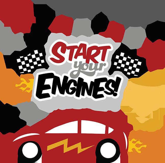 米奇妙妙車隊:旋風啟動 DVD/Mickey and the Roadster Racers: Start Your ... |Start Your Engines Racers