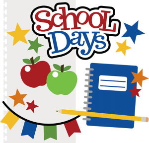 School Days SVG files for scrapbooking school svg cut files free svgs school svgs scal files