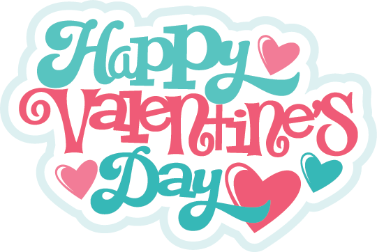 Happy Valentine S Day Svg File For Scrapbooking Free Svgs