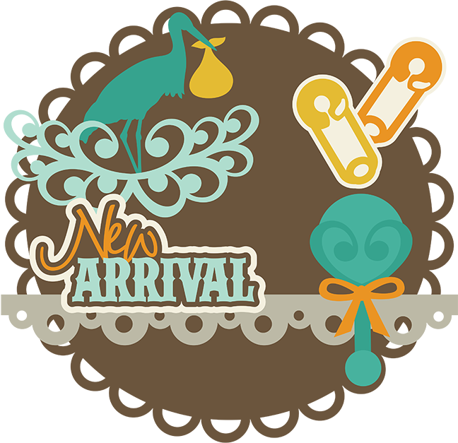 New Arrival SVG files for scrapbooking cards baby svg ...