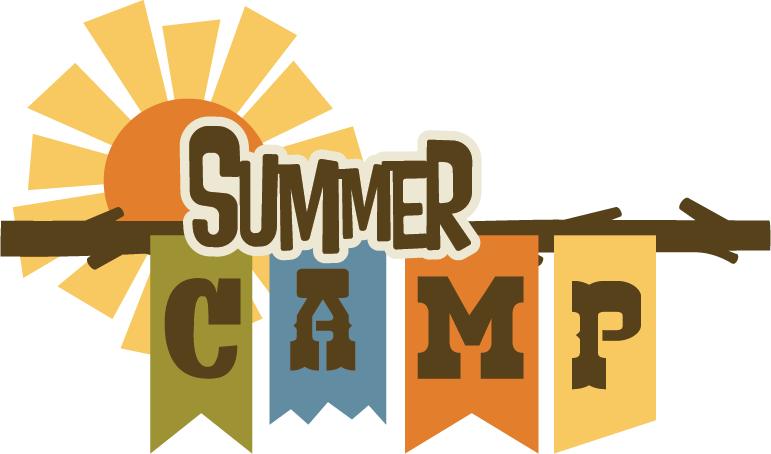 Summer Camp SVG scrapbook title sun svg file summer camp ...