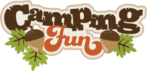 Campin Fun SVG scrapbook title camping svg files camping svg cut files free svgs cute svg cuts
