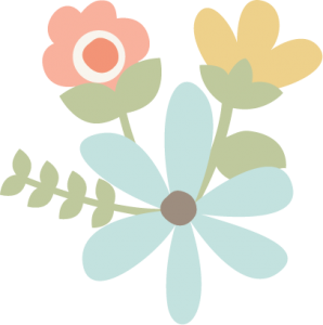 Flowers cut file for scrapbooking flower free flower svg file free cut file for scrapbooking