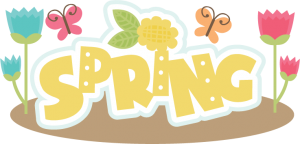 Spring SVG scrapbook title spring svg files spring svg cuts free svgs for scrapbooking
