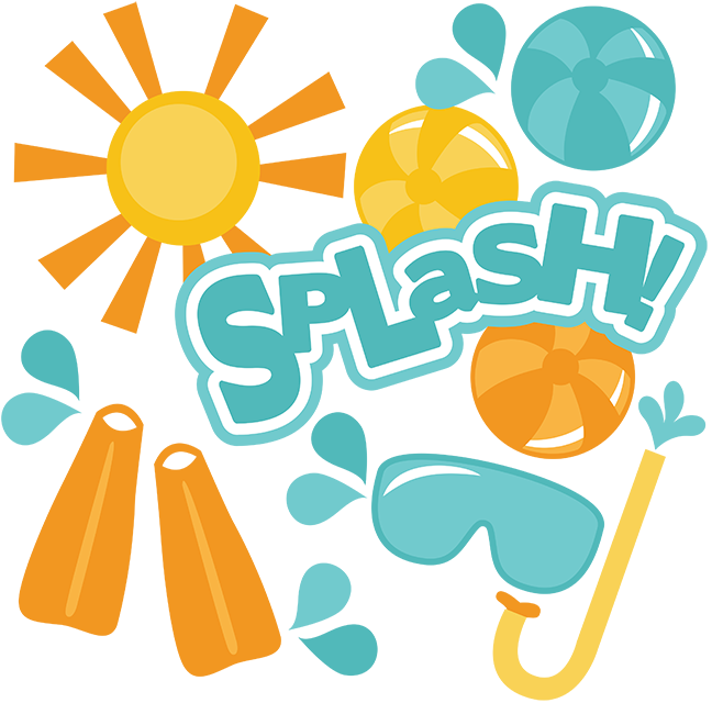 Splash Svg Scrapbook Collection Svg Files For Scrapbooks Cut Files For Scrapbooking Free Svgs